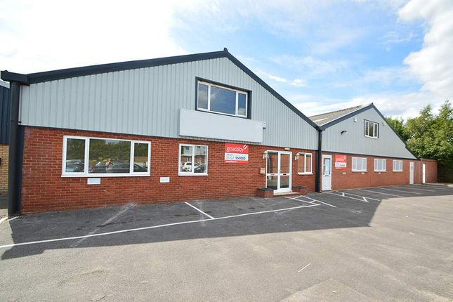 Thumbnail Warehouse to let in Hightown House, Crow Arch Lane Industrial Estate, Ringwood