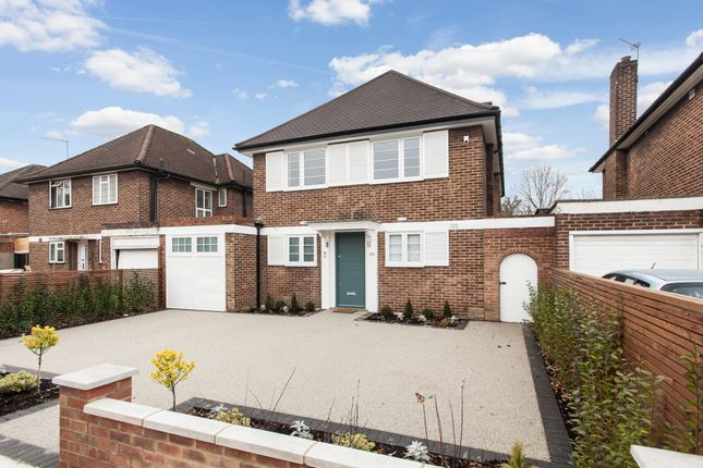 Thumbnail Detached house for sale in Corringway, London