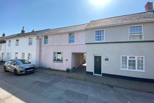 3 bed terraced house for sale in Saunders Mews, Barnstaple Street, Winkleigh EX19