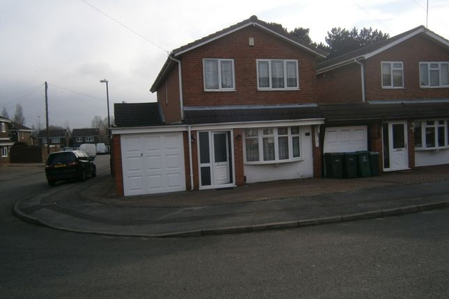 Thumbnail Link-detached house to rent in Pembury Avenue, Coventry