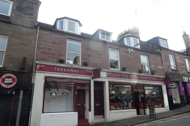 4 bed maisonette for sale in Leslie Street, Blairgowrie, Perthshire PH10