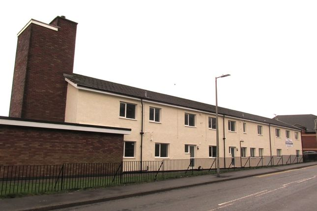 Thumbnail Flat for sale in Victoria Street, Dowlais, Merthyr Tydfil