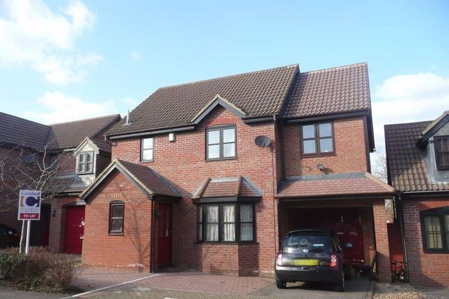 4 bed detached house for sale in Oxhouse Court, Shenley Brook End, Milton Keynes MK5