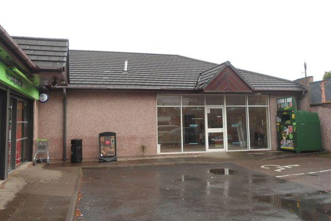 Thumbnail Retail premises to let in Tullibody Road, Alloa