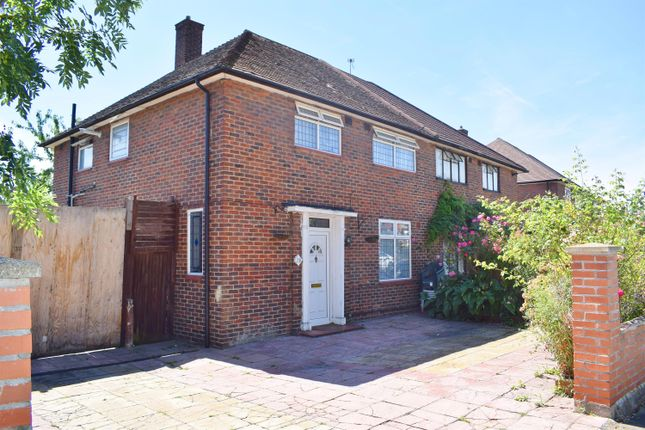 Thumbnail Semi-detached house for sale in Restons Crescent, Eltham, London