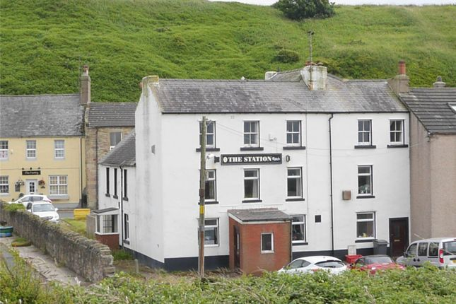 Thumbnail Terraced house for sale in 9 The Square, Parton, Whitehaven, Cumbria