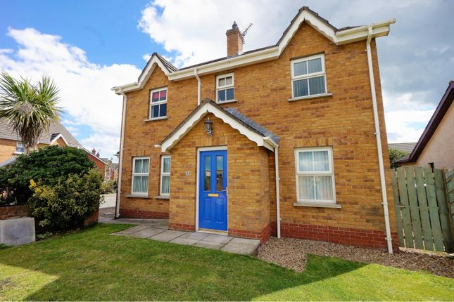 Thumbnail Detached house for sale in Cornmill Avenue, Newtownards