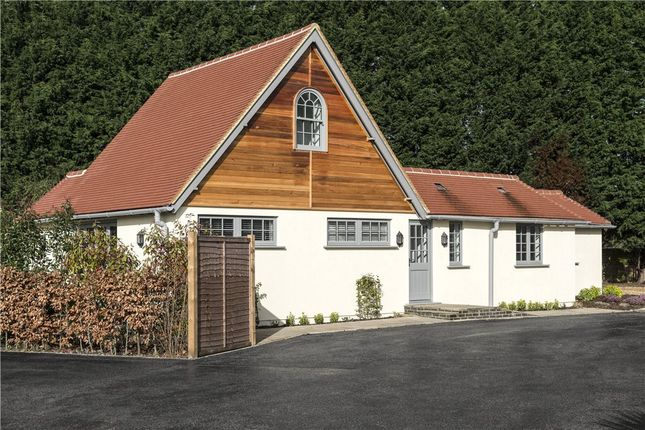 Thumbnail Detached bungalow for sale in Stud Green, Holyport, Maidenhead