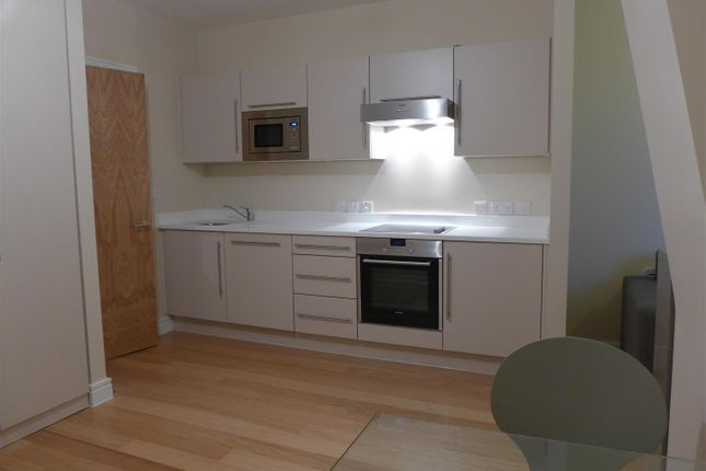 Thumbnail Flat to rent in Studio Apartment, Victoria House, Victoria Street, Altrincham