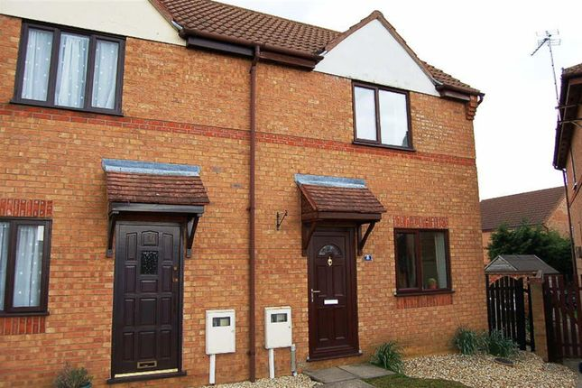 Thumbnail Semi-detached house to rent in Canterbury Drive, Sleaford