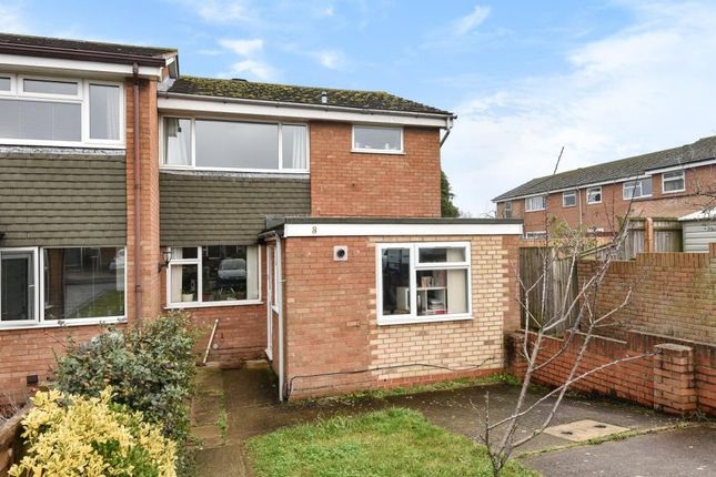 Thumbnail End terrace house to rent in Campion Road, Abingdon