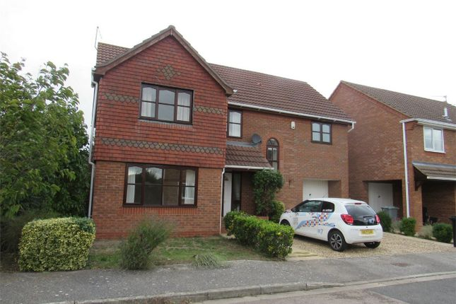 Thumbnail Detached house to rent in Tennyson Drive, Bourne, Lincolnshire