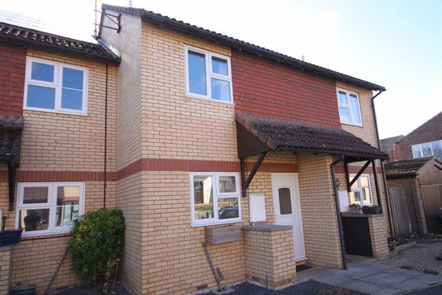 Thumbnail Terraced house to rent in Rectory Close, Longstanton, Cambridge