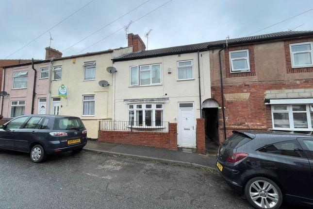 3 bed terraced house for sale in Havelock Street, Ripley DE5