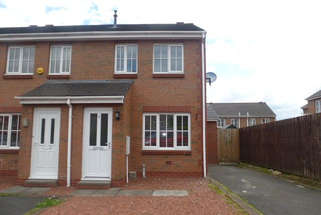 Thumbnail Terraced house to rent in Derwent Street, Carlisle