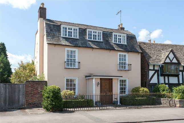 Thumbnail Detached house for sale in The Burgage, Prestbury, Cheltenham