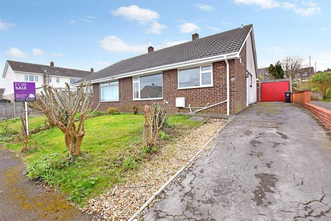 Thumbnail Semi-detached bungalow for sale in The Deans, Portishead, Bristol