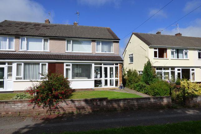 Crossman Avenue, Winterbourne, Bristol BS36