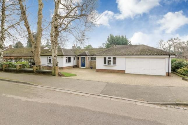 Thumbnail Bungalow for sale in Taylors Ride, Leighton Buzzard, Bedfordshire