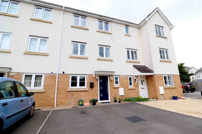 Thumbnail Town house for sale in Ffordd Yr Afon, Swansea