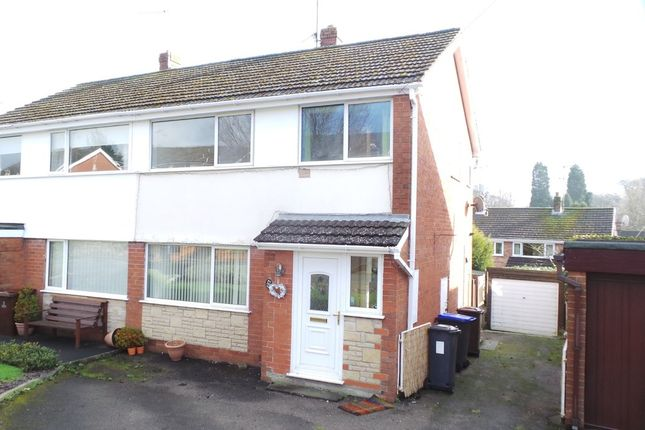 Thumbnail Semi-detached house to rent in Dalehouse Road, Cheddleton, Leek