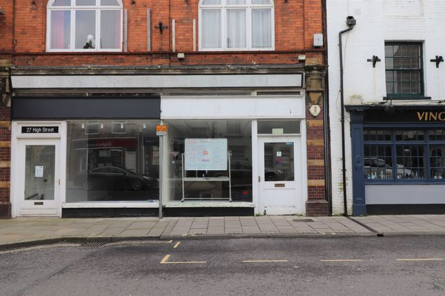 Thumbnail Retail premises to let in 27A High Street, Bridgwater