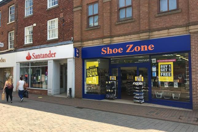 Thumbnail Retail premises to let in 12 Mill Street, Macclesfield, Cheshire