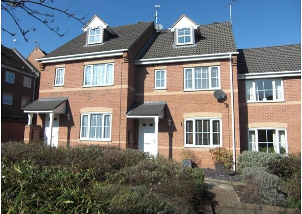 Thumbnail Terraced house to rent in Peckstone Close, Coventry