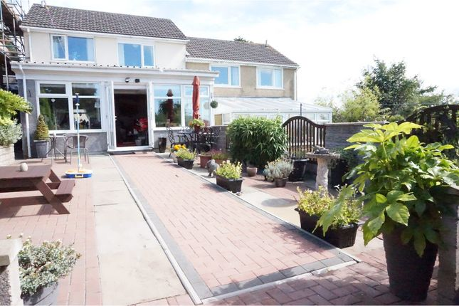 3 bed semi-detached house for sale in Hollett Road, Treboeth