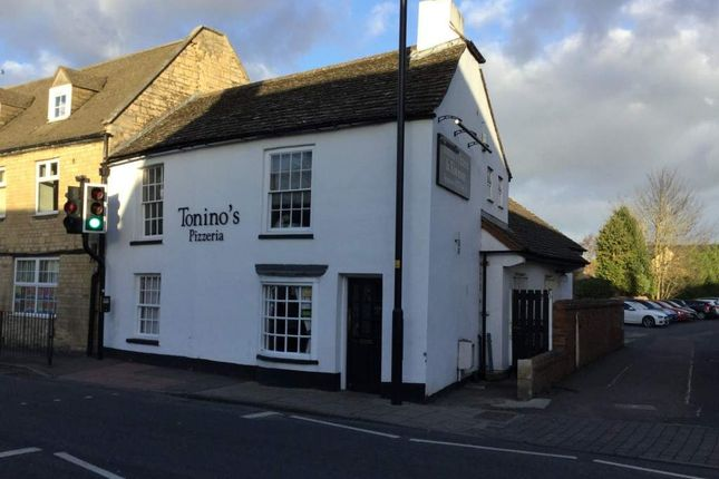 Thumbnail Restaurant/cafe for sale in Ashfields, Deeping St. James Road, Deeping Gate, Peterborough