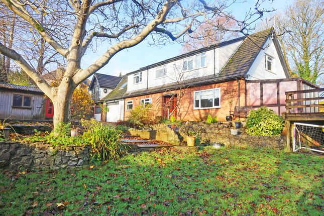 Thumbnail Detached house for sale in Highwalls Road, Dinas Powys