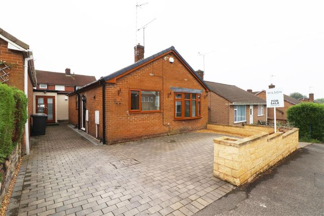 Thumbnail Detached bungalow for sale in Farmfields Close, Bolsover, Chesterfield
