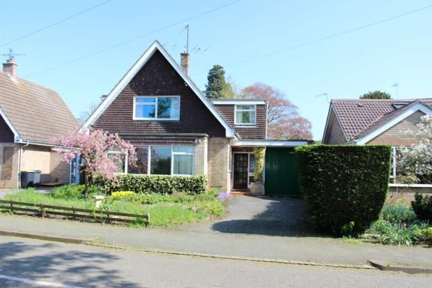 Thumbnail Detached house to rent in The Moor, Carlton