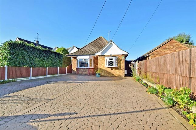 Thumbnail Bungalow for sale in Central Avenue, Billericay, Essex