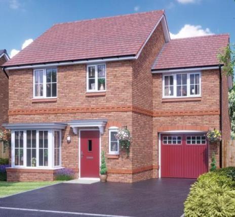 Thumbnail Detached house for sale in Wren Green, Bamber Bridge, Preston, Lancashire