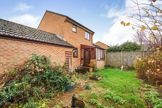 Garden of Ash Close, Norman Hill, Dursley, Gloucestershire GL11