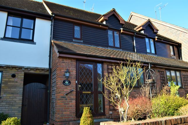 Thumbnail Terraced house to rent in High Street, Cowden, Edenbridge