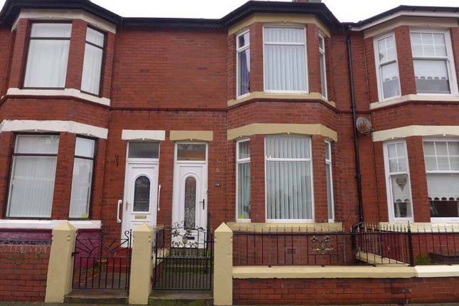 Thumbnail Terraced house for sale in Burns Road, Fleetwood