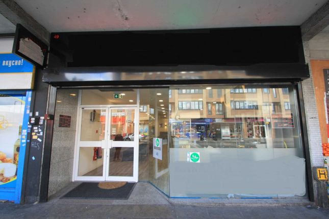 Thumbnail Restaurant/cafe to let in High Street, Hounslow Central