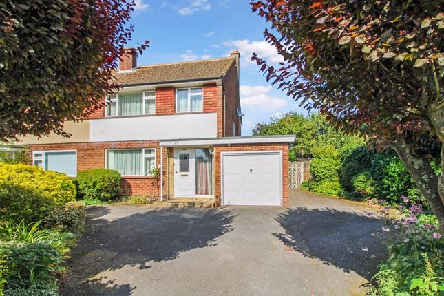 Thumbnail Semi-detached house for sale in Coppice Farm Road, Penn, High Wycombe