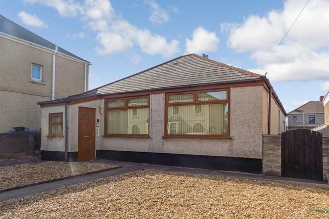 Thumbnail Bungalow to rent in Adare Street, Port Talbot