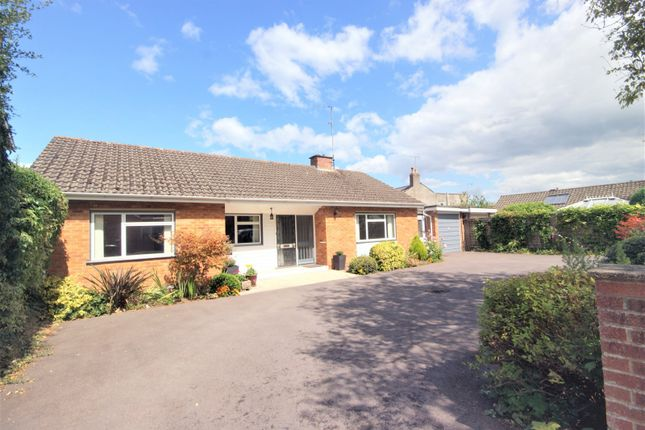 Thumbnail Bungalow for sale in Morlands Drive, Charlton Kings, Cheltenham, Gloucestershire
