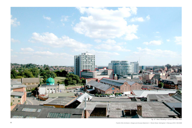 Thumbnail Flat for sale in Nottingham Business Park, Nottingham