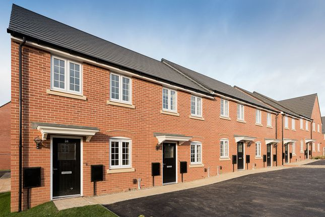4 bedroom end terrace house for sale in Cawston Grange, Rugby, Warwickshire