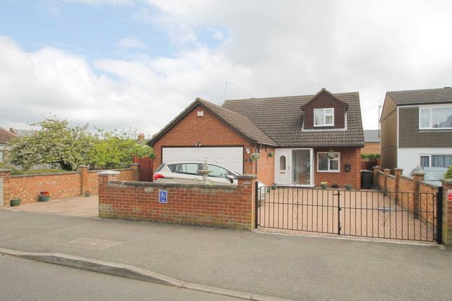 Thumbnail Detached house for sale in Berrill Street, Irchester, Wellingborough