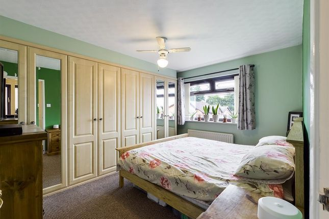Master Bedroom of Tansey Close, Bucknall, Stoke-On-Trent ST2