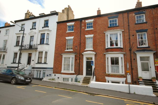 Thumbnail Flat for sale in 8 Belle Vue Terrace, Whitby