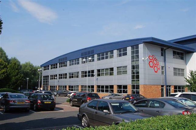 Office to let in Second Floor, Duraflex Building, Severn Drive, Tewkesbury