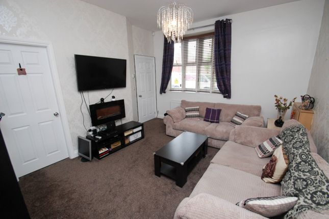 Lounge of Wharton Street, South Shields NE33