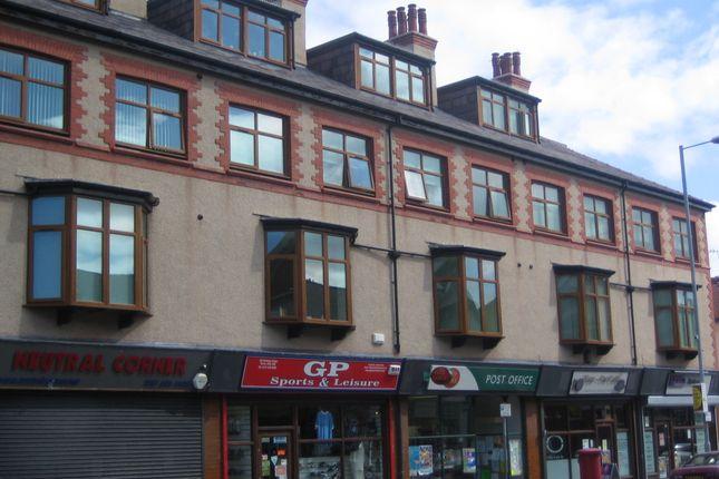 Thumbnail Flat to rent in Village Mews, Wallasey Village